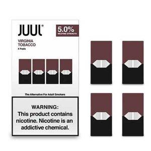 JUUL Virginia Tobacco Pods Pakistan