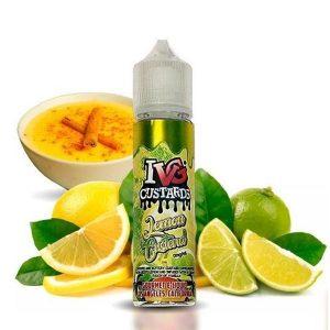 ivg lemon custard e-juice