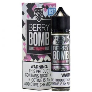 vgod iced berry bomb ejuice