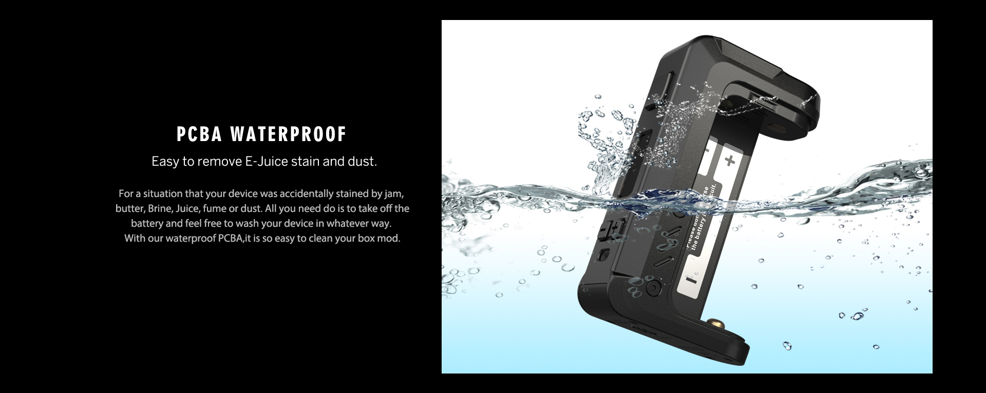 gaur21 waterproof